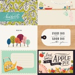 4x6 Journaling Cards Paper - Our House - Carta Bella