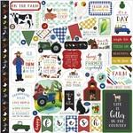 Down On The Farm Element Sticker - Echo Park