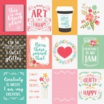 3X4 Journaling Cards Paper - I Heart Crafting - Echo Park