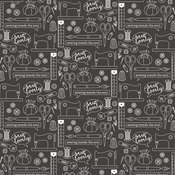Sew Lovely Paper - I Heart Crafting - Echo Park - PRE ORDER