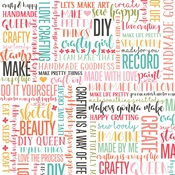 DIY Queen Paper - I Heart Crafting - Echo Park - PRE ORDER