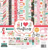 I Heart Crafting Collection Kit - Echo Park - PRE ORDER