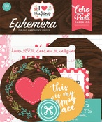 Ephemera - I Heart Crafting - Echo Park - PRE ORDER
