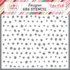 Paint Dots Stencil - I Heart Crafting - Echo Park