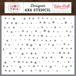 Star Stencil - I Heart Crafting - Echo Park