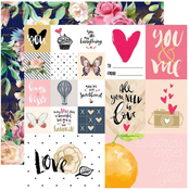 You & Me Paper - Love Is In The Air - Websters Pages