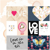 Love Is In The Air Paper - Websters Pages