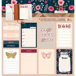 Love Planning Pocket Travel Notebook Sticker Wallpaper - Websters Pages