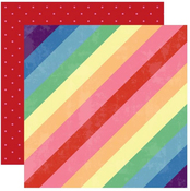 Stripes Paper - Changing Colors - Websters Pages