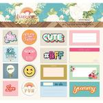Changing Colors Ephemera Sticker Pack - Websters Pages