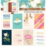Colors Quotes Pocket Travel Notebook Sticker Wallpaper - Websters Pages