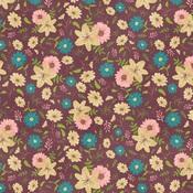 Floral Spice Paper - Bo Bunny