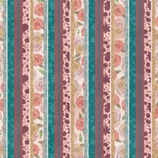 Intrigue Paper - Floral Spice - Bo Bunny