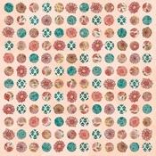 Lovely Paper - Floral Spice - Bo Bunny -PRE ORDER