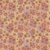 Vibrant Paper - Floral Spice - Bo Bunny