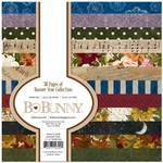 Banner Year 6 x 6 Paper Pad - Bo Bunny - PRE ORDER