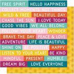Wild & Free Paper - New Day - Dear Lizzy