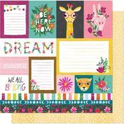 Dreamer Paper - New Day - Dear Lizzy