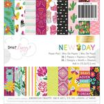 New Day Single Sided 6 x 6 Paper Pad - Dear Lizzy