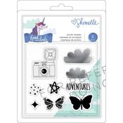 Head In The Clouds Icon Clear Stamps - Shimelle