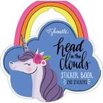 Shimelle Head In The Clouds Sticker Book