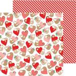 Huggably Yours Paper - Loves Me - Pebbles