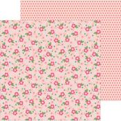 Flower Power Paper - Loves Me - Pebbles