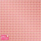Loves Me Foiled Paper - Pebbles