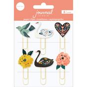 Swan Paper Clips - American Crafts
