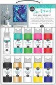 American Crafts Color Pour Starter Kit