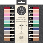 Meadow - Kelly Creates Dream Pens 10/Pkg