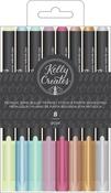 Kelly Creates Metallic Jewel Bullet Tip Pens