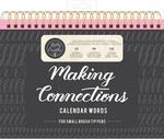 Connections/Calendar - Kelly Creates Small Brush Workbook