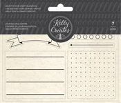 Journaling - Kelly Creates Acrylic Traceable Stamps