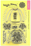 Sweater Weather Clear Stamps - Waffle Flower - PRE ORDER
