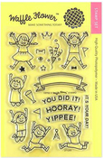 Yippee Clear Stamps - Waffle Flower - PRE ORDER