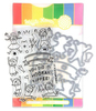 Yippee Waffle Flower Stamp & Die Set - PRE ORDER