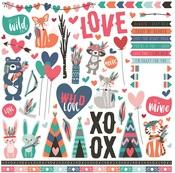 Wild Love Element Sticker - Photoplay - PRE ORDER
