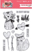 Wild Love Stamp Set - Photoplay