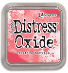 Festive Berries Oxide Ink Pad - Tim Holtz