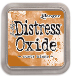 Rusty Hinge Oxide Ink Pad - Tim Holtz