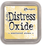 Scattered Straw Oxide Ink Pad - Tim Holtz