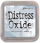 Weathered Wood Oxide Ink Pad - Tim Holtz