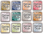 Release 5 Oxide Ink Pad Bundle - Tim Holtz
