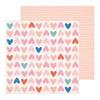 Be Mine Paper - La La Love - Crate Paper