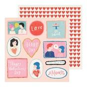 My Guy Paper - La La Love - Crate Paper