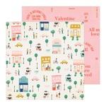 Amour Paper - La La Love - Crate Paper