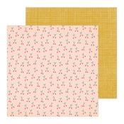 Sugar Sugar Paper - La La Love - Crate Paper