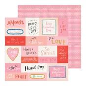 Like You Paper - La La Love - Crate Paper