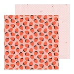 Berry Sweet Paper - La La Love - Crate Paper